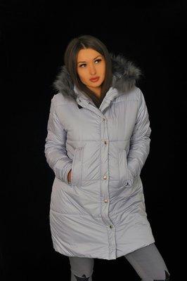 Зимние куртки для пышных дам