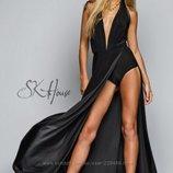 платье эластан с-м платье шорты