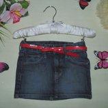 Модная юбка H&M 3-4года 98-104см Мега выбор обуви и одежды