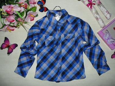 Рубашка Groggy 9-10л 134-140см Мега выбор обуви и одежды