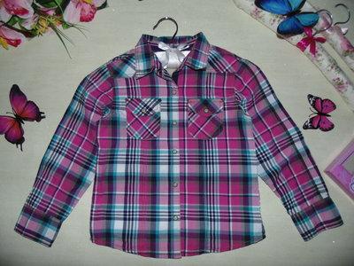 Рубашка I Love Next 6л 116см Мега выбор обуви и одежды