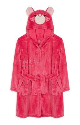 Супер мягкий халат для девочки 2-6 лет Primark