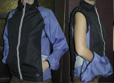 Как новая Ветровка курточка Crane безрукавка отстегиваются рукава