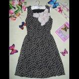 Изысканное платье 12-13л 152-158см Мега выбор обуви и одежды