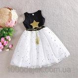 2-7 лет Платье нарядное на утренник, праздник 460010