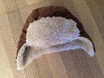 шапочка шапка на малыша 3-6 мес