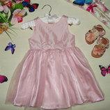 Платье H&M 18-24мес 86-92см Мега выбор обуви и одежды