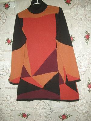 Супер платье papaya р.16,100%коттон