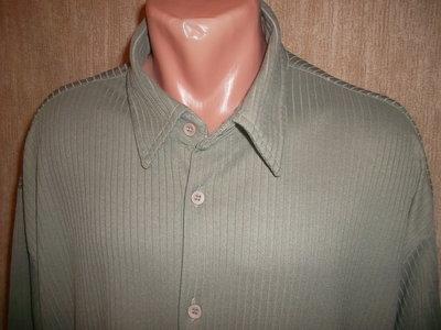 Рубашка с коротким рукавом Отличное состояние Пог 65 см.