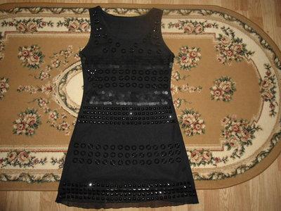 Нарядное новогоднее платье 42-44