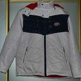 Куртка L&P, размер указан 152, большемерит, подойдет на рост до 165 см