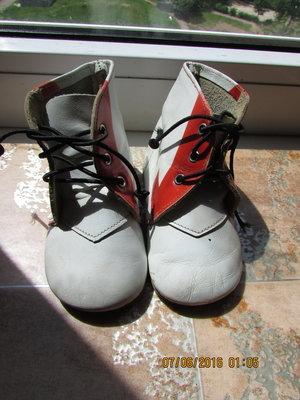 ботиночки кожа ссср 13см