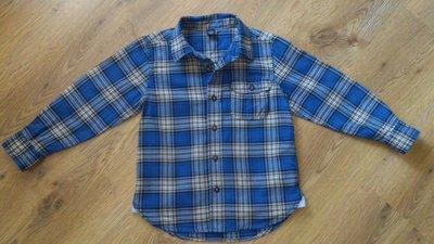 Супер стильная клетчатая рубашка Gap