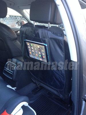 Органайзер-Защита для спинки автомобильного сидения с карманом для планшета