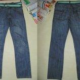Джинсы F&F 12-13л 152-158см Мега выбор обуви и одежды