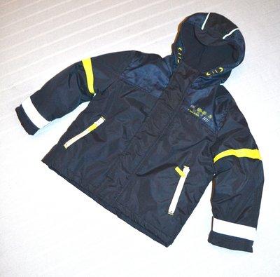 Куртка деми St. Bernard for Dunnes р. 4 года 104 см. В идеале.