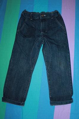джинсы на мальчика р.110-116