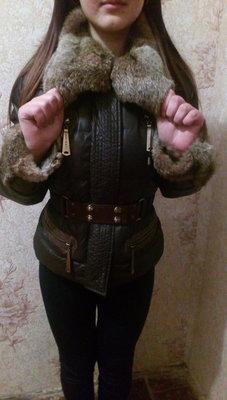 куртка пуховик SNOV BEAUTY