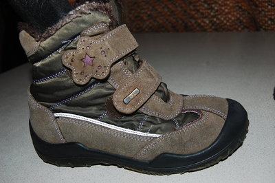 зимние ботинки elefanten 33 размер