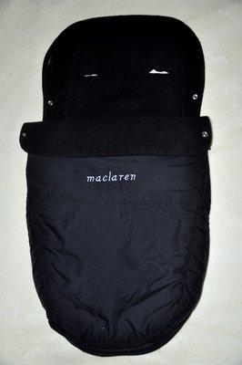 Maclaren footmuff Муфта чехол конверт накидка на ножки теплая мягкая в коляску санки автокресло Утеп