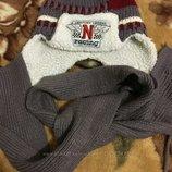 зимний наборчик шапочка шарфик