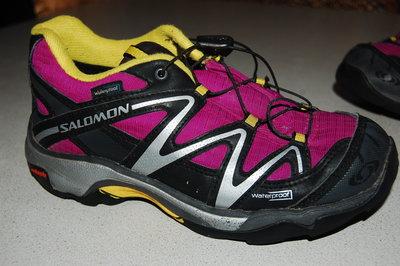 кроссовки salomon 32 размер