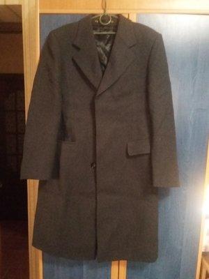 Шерстяное мужское пальто Canda Оригинал р.50 можно 52