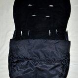 Silver Cross Footmuff Накидка на ножки муфта конверт чехол Спальный мешок в коляску санки автокресло