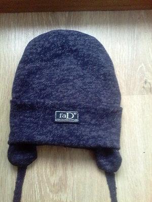 шапка подвійна 0-10р