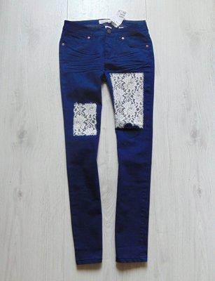 Новые шикарные джинсы для девочки. H&M. Размер 12-13 лет