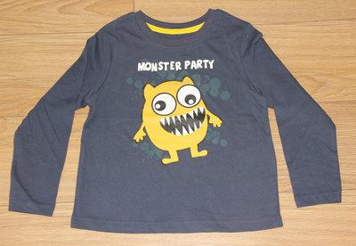 Кофта Monster Party Lupilu Германия