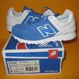 33р. 33.5 Нові кросівки New Balance KL574. Оригінал. US2
