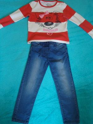 Одежда на девочку 2-4 лет