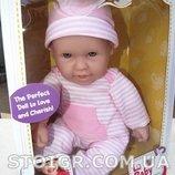 кукла младенец 16-дюймовый JC Toys La Baby 16-inch Washable Soft Body