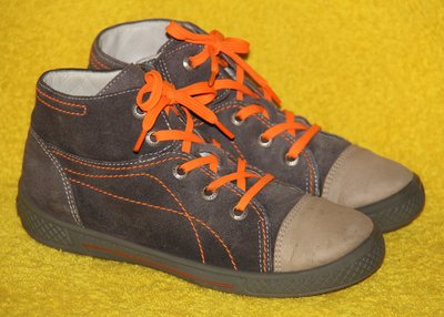 Ботинки деми Superfit р.32 стелька 20,5 см