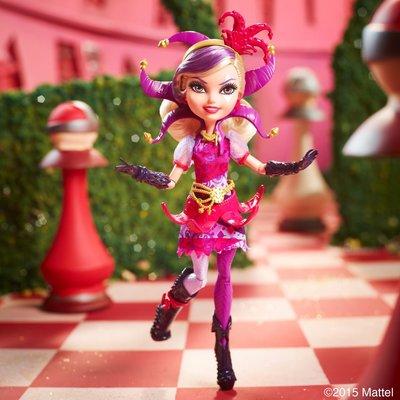 Кукла Ever After High Courtly Jester Way Too Wonderland Кортли Джестер дорога в страну чудес