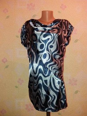 Платье туника denim