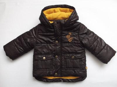 Курточка деми для мальчика 9-12 месяцев на рост 74-80 см Okay