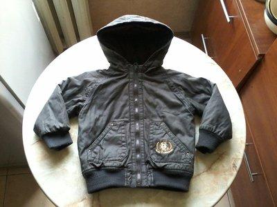 Куртка тёплая демисезонная на мальчика возраст 3-4 года
