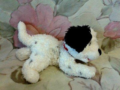 Мягкая игрушка собачка Далматинец Дисней