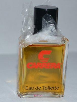 Carrera Eau De Toilette by Muehlens eau de toilette винтажная миниатюра 6 мл оригинал
