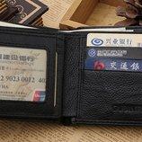 Портмоне Gubintu RFID защита натуральная кожа