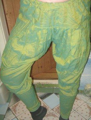 Легкие штаны индийские алладины ,голифэ из натурального хлопка.Ткань-хамелеон.XS,S,M,L,42-44,46,48