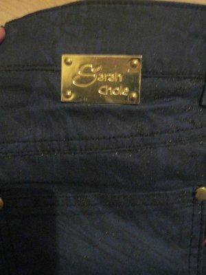 Стильные осенние плотные шорты с отворотом. Фирменные, Sarah chole. S-M, 44-46.