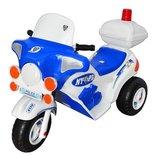 Мотоцикл полицейський Я-Маха,акум., 6V/4A, Орион 372