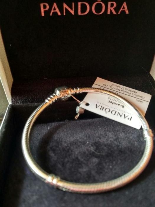 Pandora браслет серебро 925 пандора оригинал 1400 грн браслеты