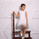 платье Снежинка , Снежная королева , Льдинка 122-128р на 6-7 лет