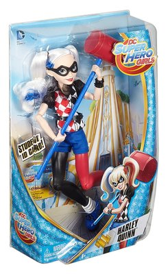 Продано: DC Super Hero Girls Harley Quinn 12 Action Doll Кукла Харли Квин Супергероиня