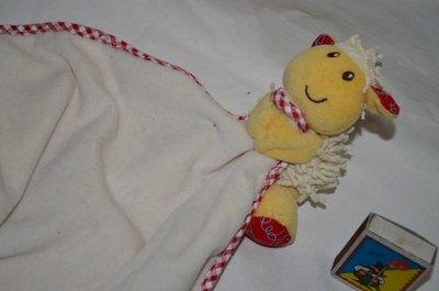 Фирменное полотеничко комфортер очень нежная овечка ELC Мазекеа