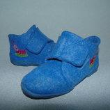 Тапочки войлочные Impidimpi 20р-р,по стельке 13,5 см.Мега выбор обуви и одежды